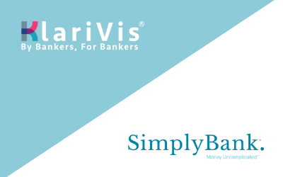 SimplyBank Selects KlariVis to Lead Its Data Analytics Initiative