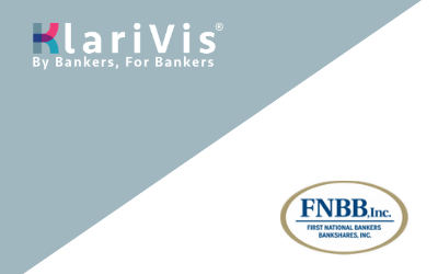 First National Bankers Bank Partners with KlariVis to Provide Comprehensive Data Analytics Solution