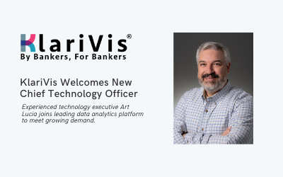 KlariVis Welcomes New Chief Technology Officer